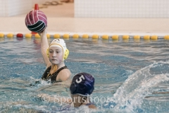 20200229 Waterpolo Den Haag - ZV Haerlem dames