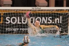 20170225 Waterpolo Den Haag - ZPC De Gouwe dames FvL 8-1920px