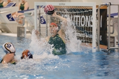 20170401 Waterpolo Den Haag - OZ&PC dames FvL 02web