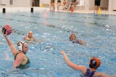 20170401 Waterpolo Den Haag - OZ&PC dames FvL 03web
