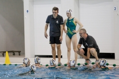 20170401 Waterpolo Den Haag - OZ&PC dames FvL 07web