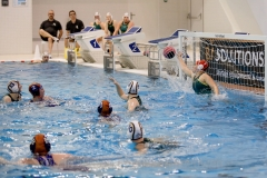 20170401 Waterpolo Den Haag - OZ&PC dames FvL 09web