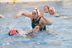 20170401 Waterpolo Den Haag - OZ&PC dames FvL 11web
