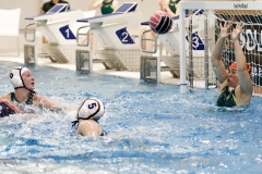 20170401 Waterpolo Den Haag - OZ&PC dames FvL 13web