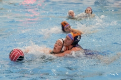 20170401 Waterpolo Den Haag - OZ&PC dames FvL 14web