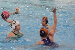 20170401 Waterpolo Den Haag - OZ&PC dames FvL 15web