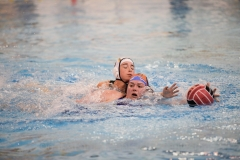 20170401 Waterpolo Den Haag - OZ&PC dames FvL 16web