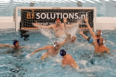 20170401 Waterpolo Den Haag - OZ&PC heren FvL 03web3