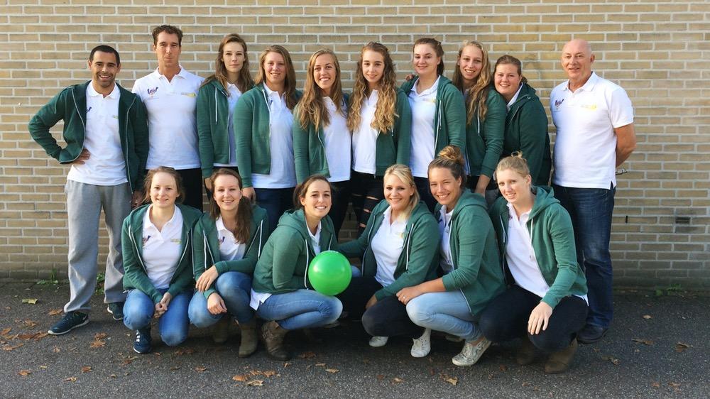 Waterpolo Den Haag Dames 1