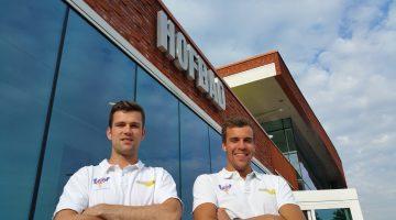 Waterpolo Den Haag met Heiden en Berendse klaar voor het nieuwe seizoen