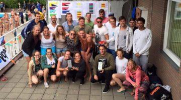 Teamindeling heren Waterpolo Den Haag